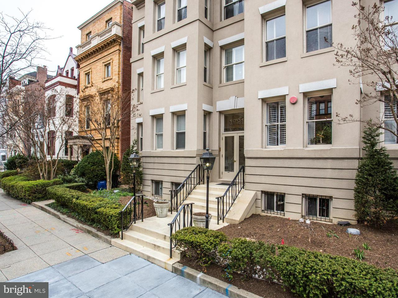 Single Family for Sale at 1721 21st St NW #202 Washington, District Of Columbia 20009 United States