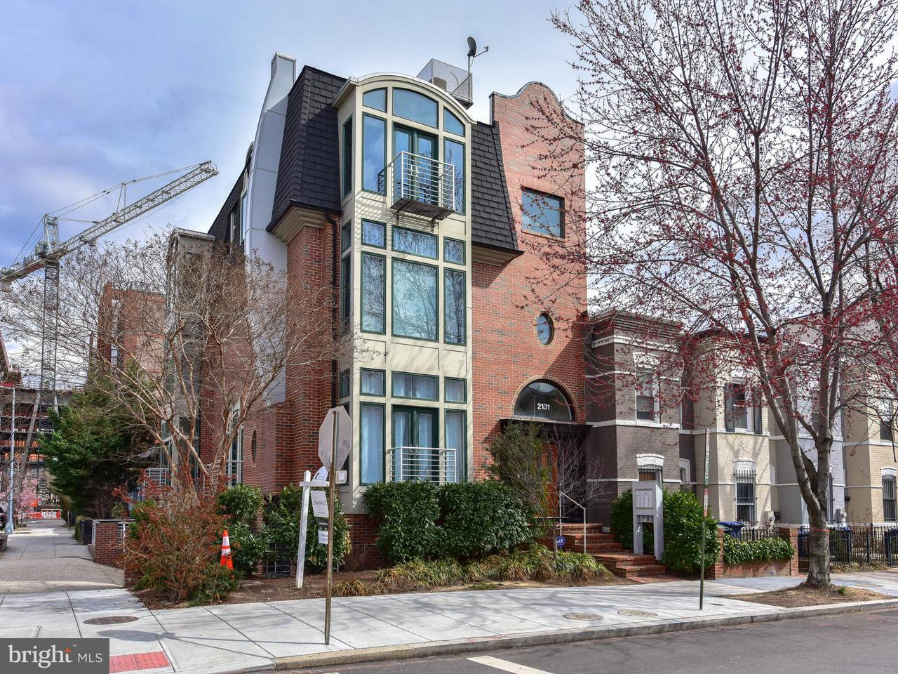 Single Family for Sale at 2131 10th St NW #4 Washington, District Of Columbia 20001 United States