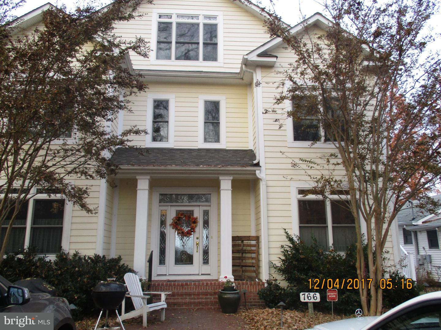 Single Family for Sale at 766 Bay Front Ave North Beach, Maryland 20714 United States