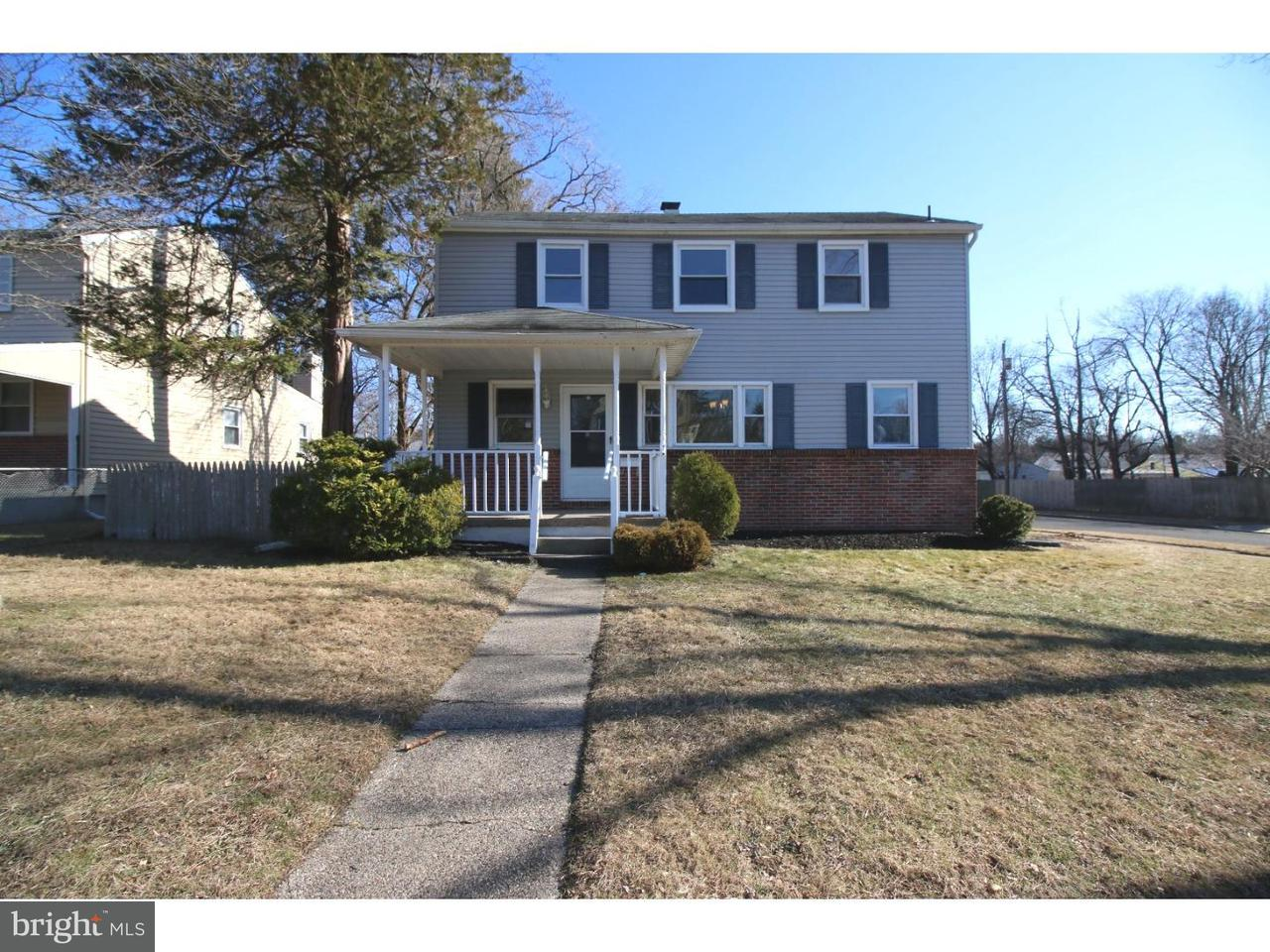 独户住宅 为 销售 在 133 W MAPLE Avenue Lindenwold, 新泽西州 08021 美国