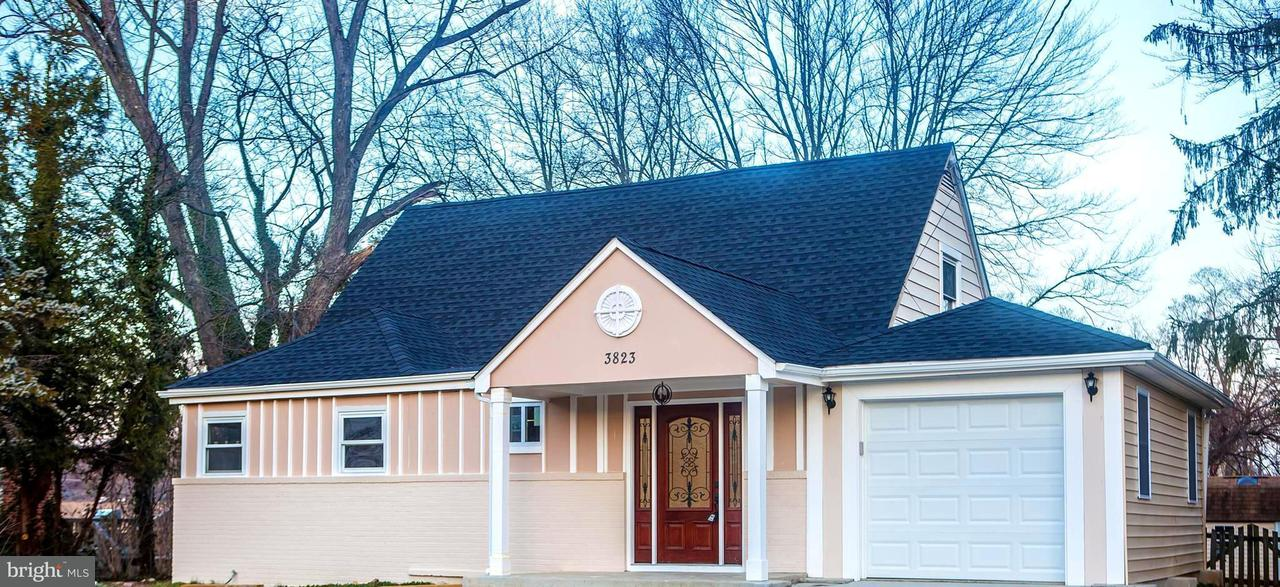 獨棟家庭住宅 為 出售 在 3823 Jancie Road 3823 Jancie Road Fairfax, 弗吉尼亞州 22030 美國