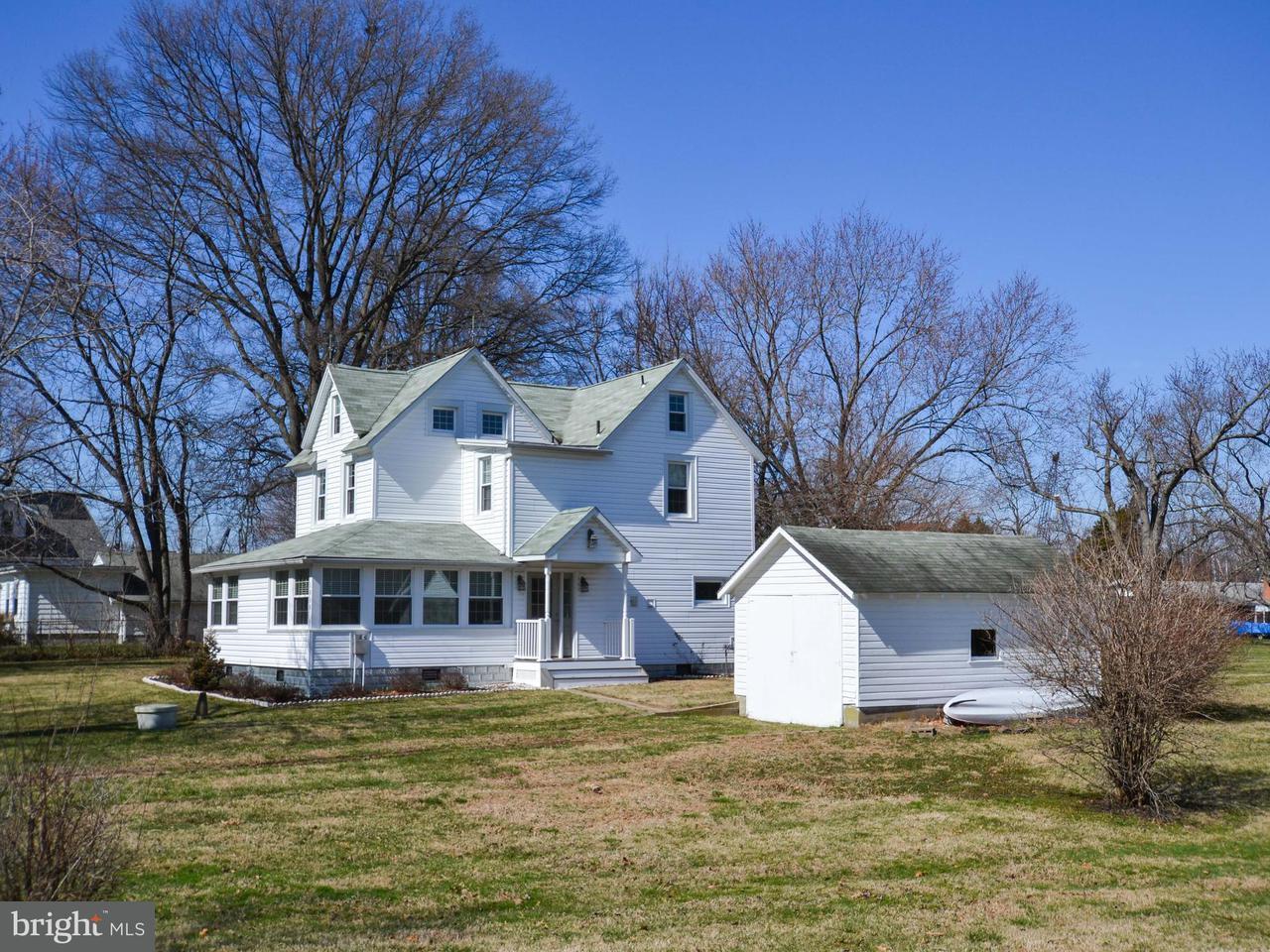 一戸建て のために 売買 アット 1010e Benning Road 1010e Benning Road Galesville, メリーランド 20765 アメリカ合衆国