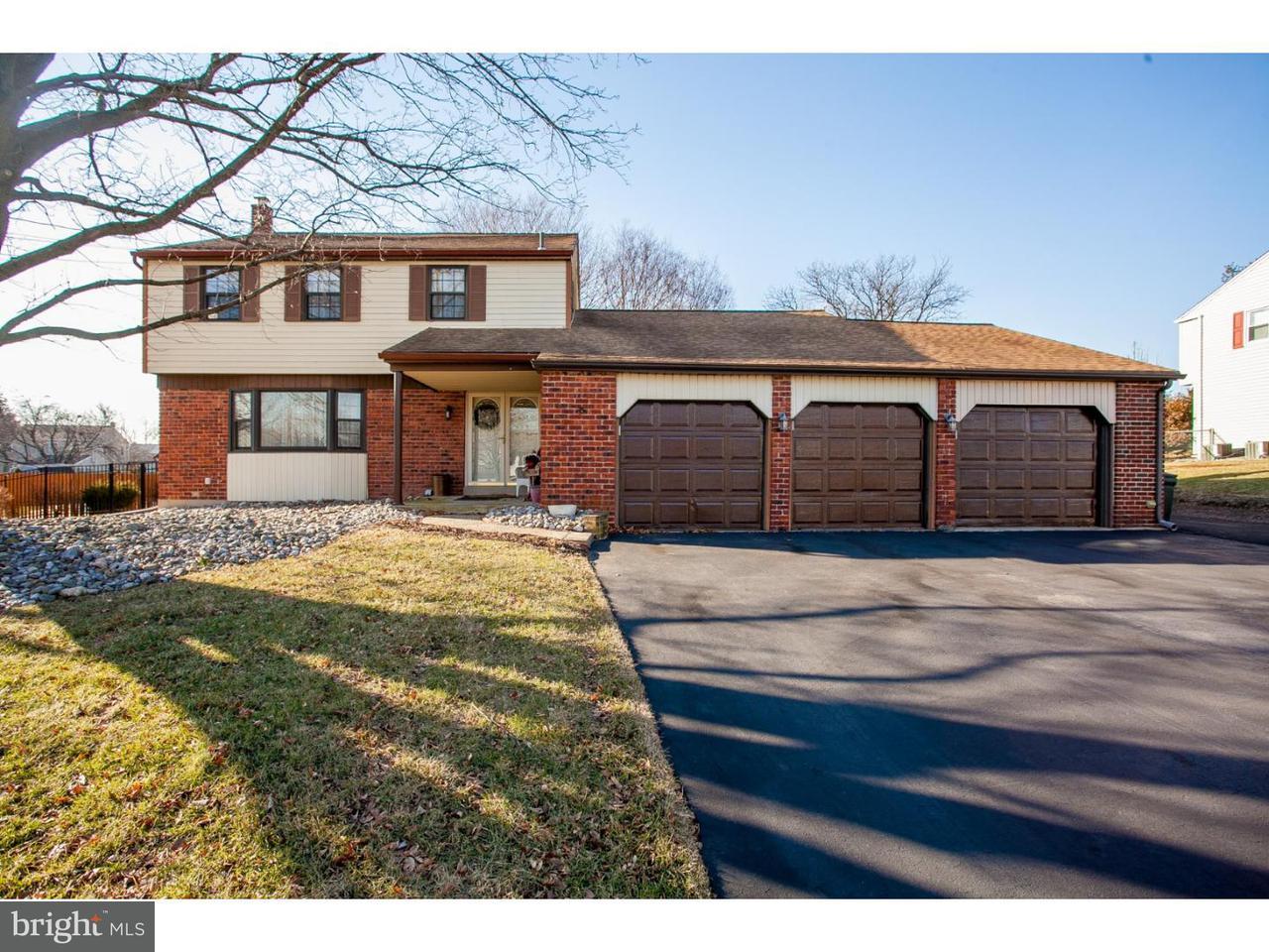 独户住宅 为 销售 在 545 DEERFIELD Drive Eagleville, 宾夕法尼亚州 19403 美国