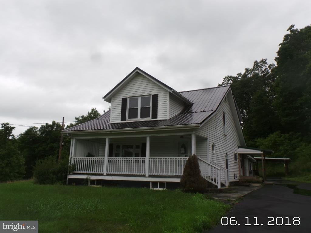 Single Family for Sale at 1533 Hyndman Rd Hyndman, Pennsylvania 15545 United States