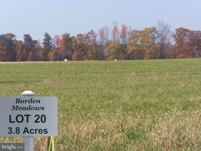 Land for Sale at 0 Borden Rd Bumpass, Virginia 23024 United States