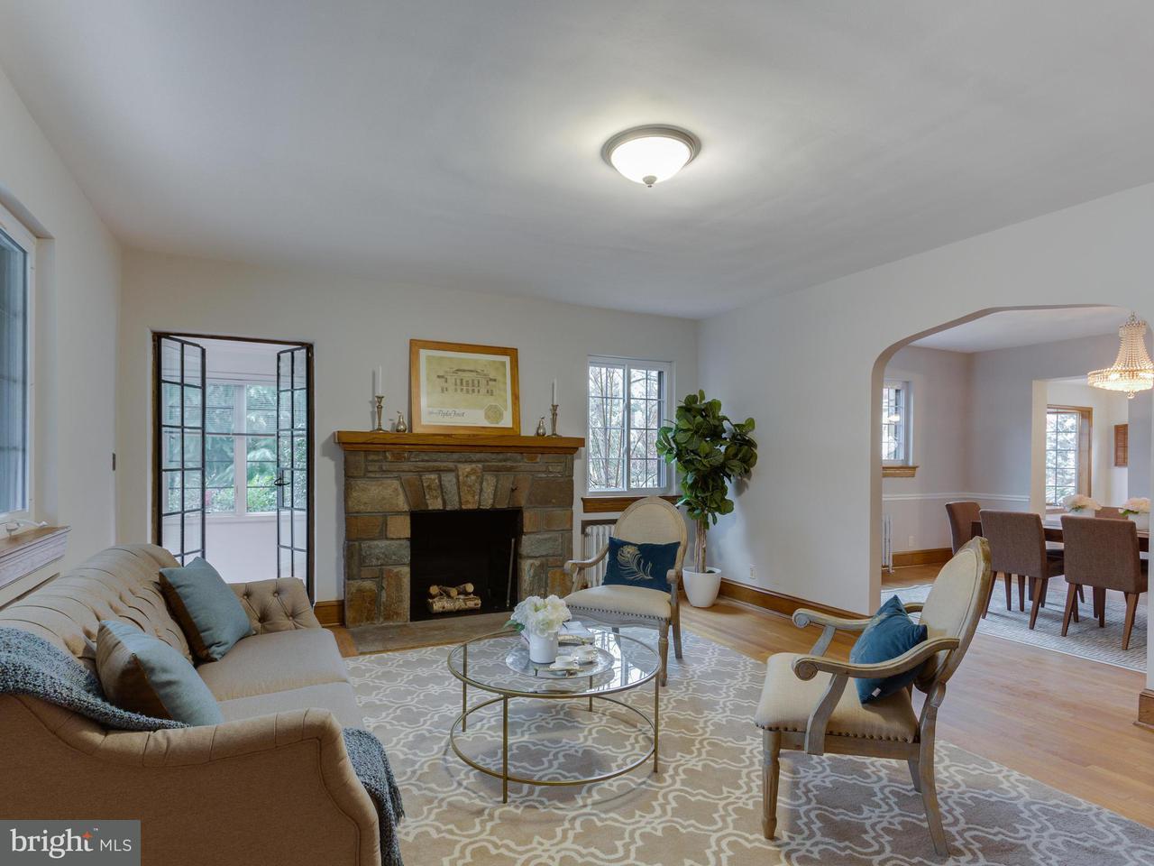Single Family Home for Sale at 5500 Nebraska Ave Nw 5500 Nebraska Ave Nw Washington, District Of Columbia 20015 United States