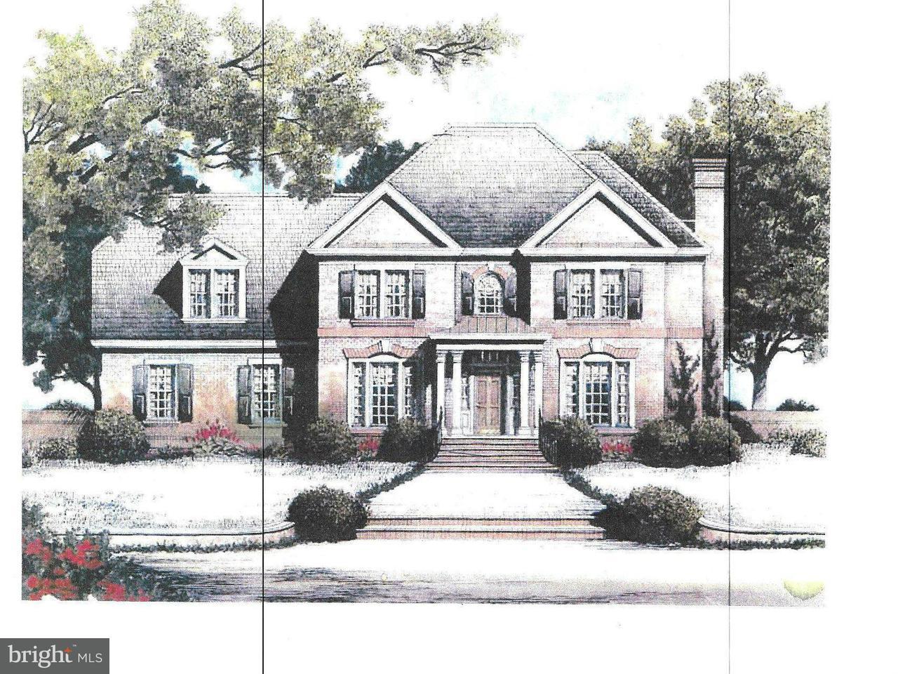 Частный односемейный дом для того Продажа на Indian Queen Point Road Indian Queen Point Road Fort Washington, Мэриленд 20744 Соединенные Штаты