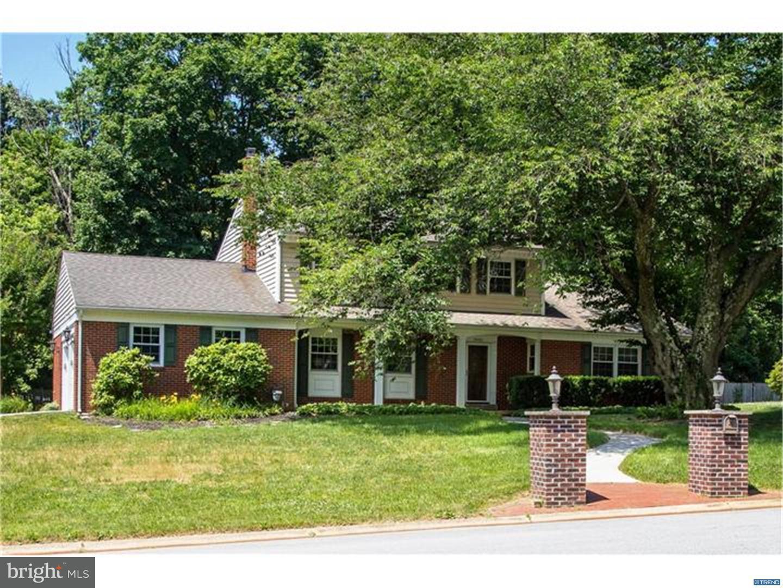Частный односемейный дом для того Продажа на 5905 CARRIAGE Circle Centreville, Делавэр 19807 Соединенные Штаты