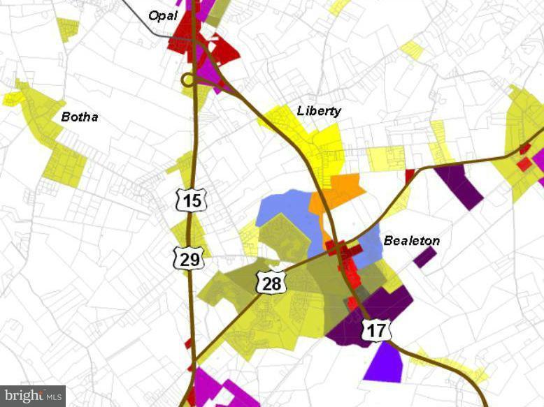 Οικόπεδο για την Πώληση στο 10257 Fayettesville Road 10257 Fayettesville Road Bealeton, Βιρτζινια 22712 Ηνωμενεσ Πολιτειεσ