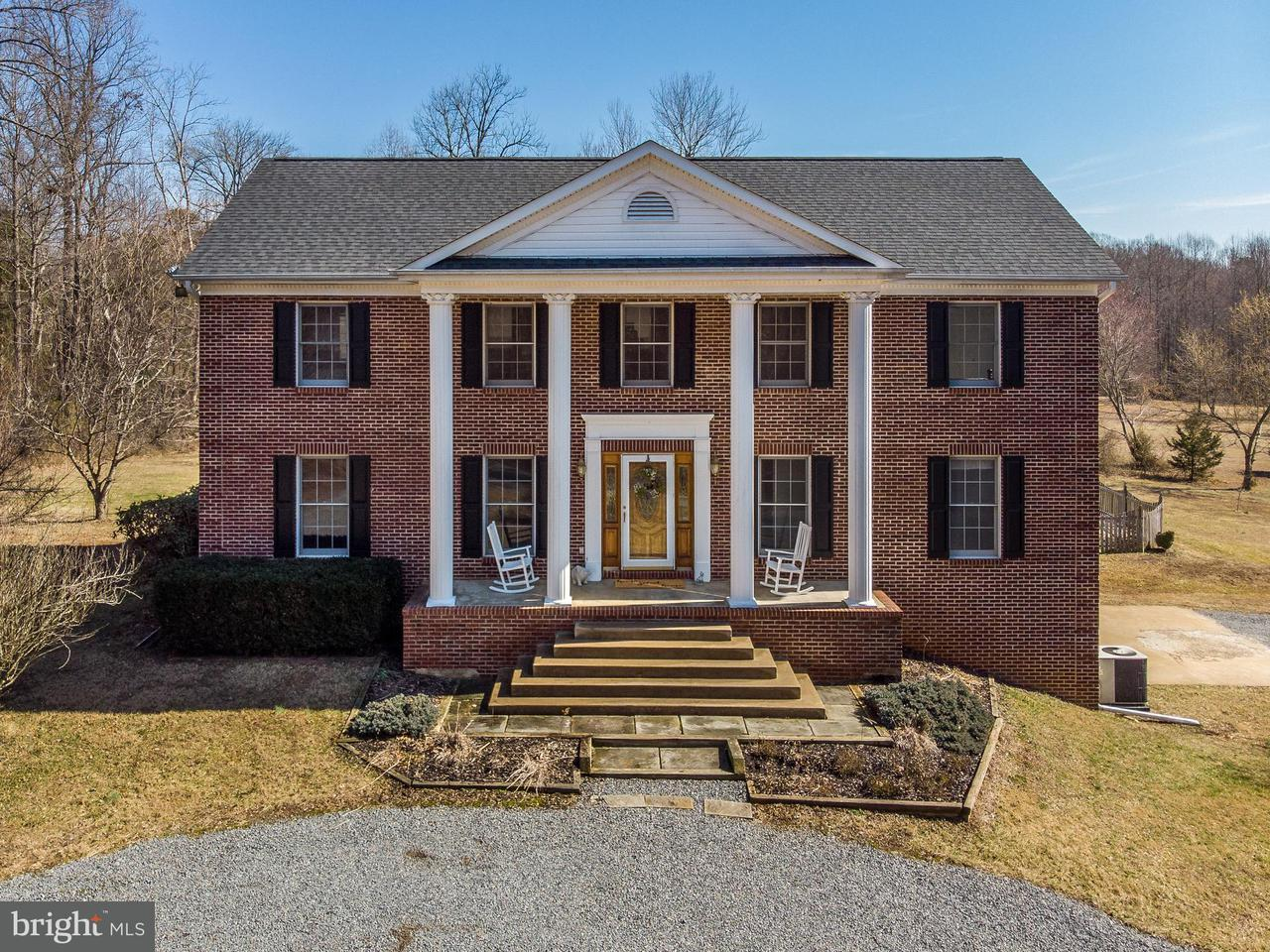 Single Family Home for Sale at 6231 Balls Mill Road 6231 Balls Mill Road Midland, Virginia 22728 United States