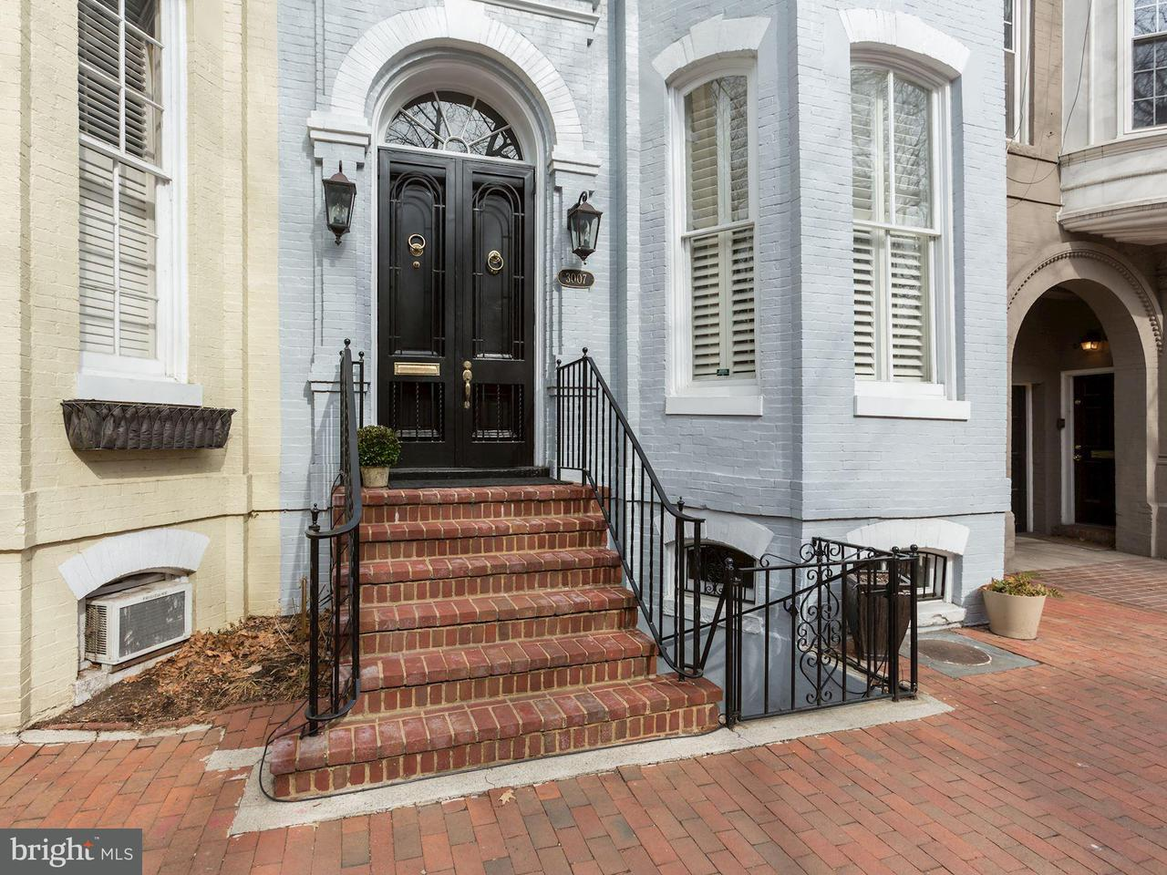 Single Family for Sale at 3007 P St NW Washington, District Of Columbia 20007 United States