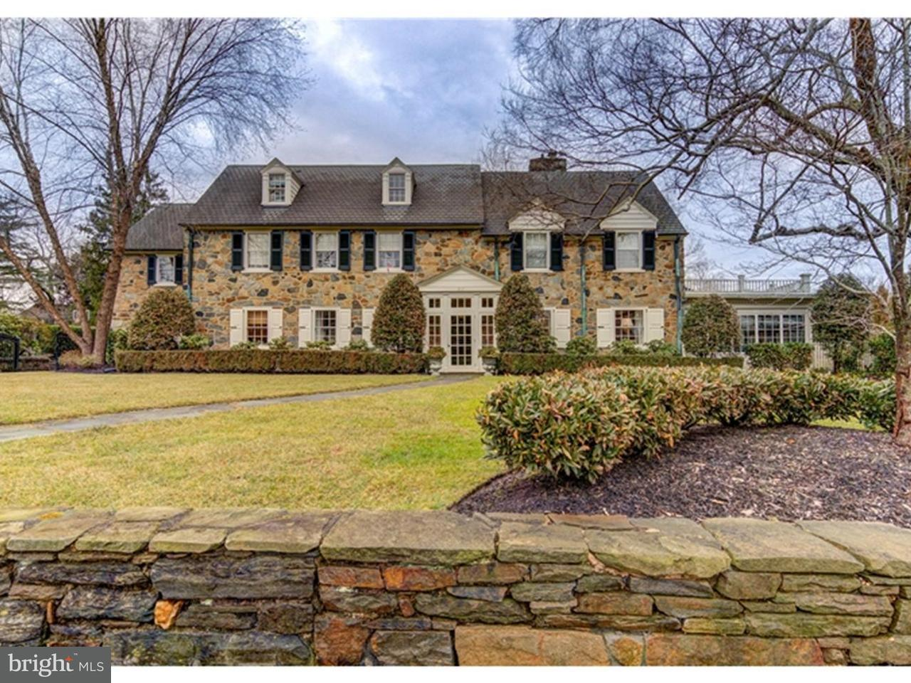 Single Family Home for Sale at 917 STUART Road Greenville, Delaware 19807 United States
