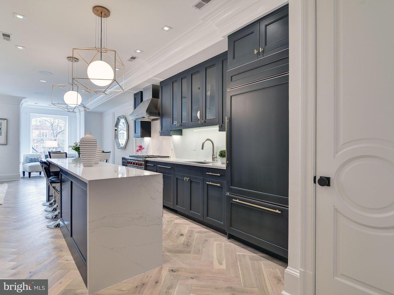 Townhouse for Sale at 1832 16th St Nw #3 1832 16th St Nw #3 Washington, District Of Columbia 20009 United States
