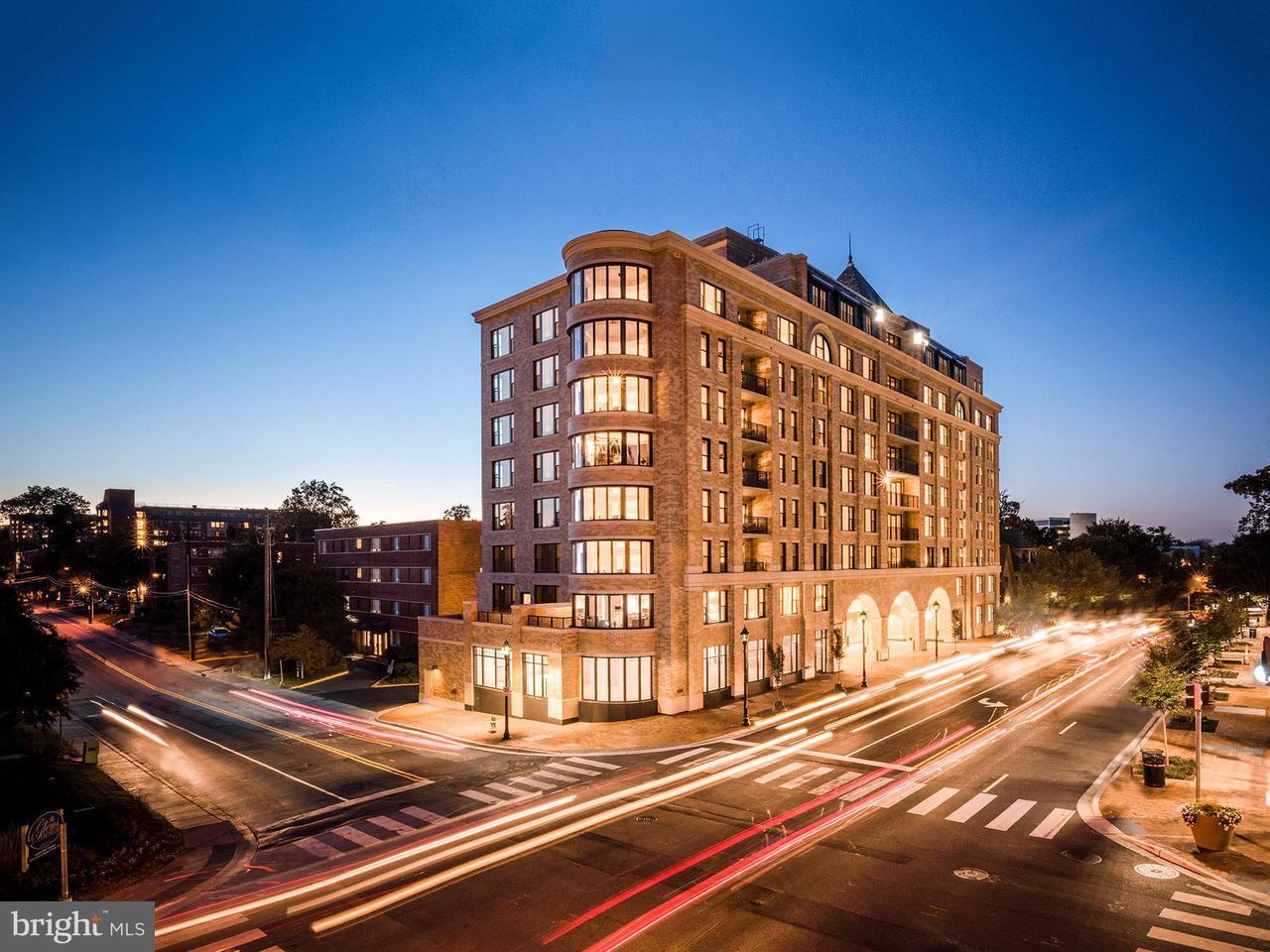 Condominium for Sale at 8302 Woodmont Ave #702 Bethesda, Maryland 20814 United States