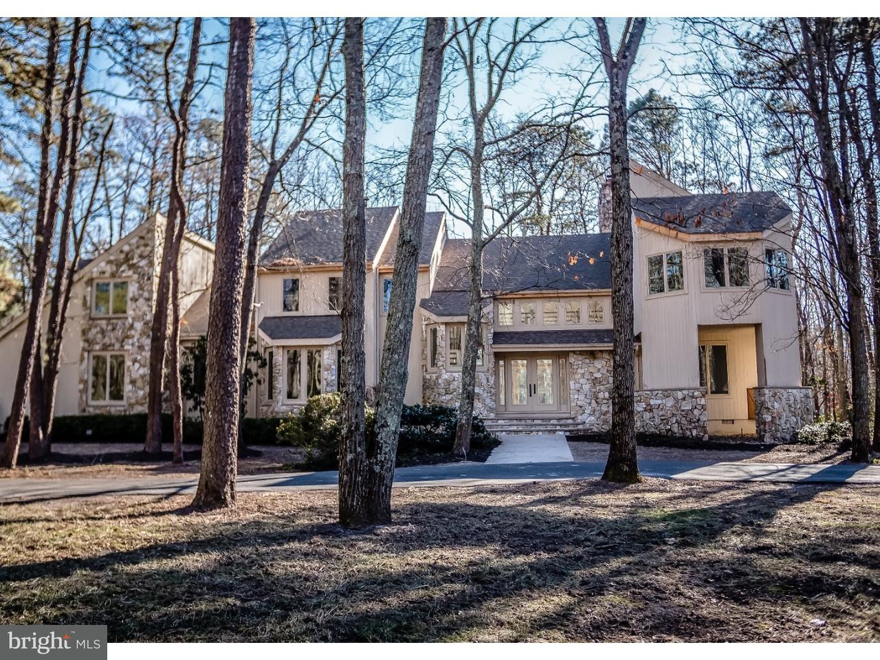 Maison unifamiliale pour l Vente à 4 SLAB BRANCH Court Evesham, New Jersey 08053 États-Unis