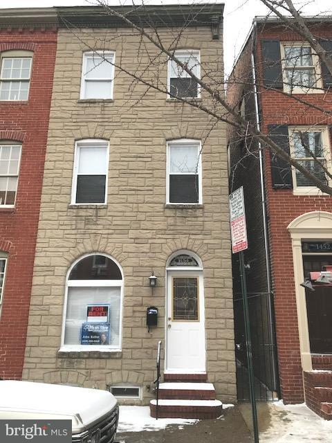 Other Residential for Rent at 1454 William St Baltimore, Maryland 21230 United States