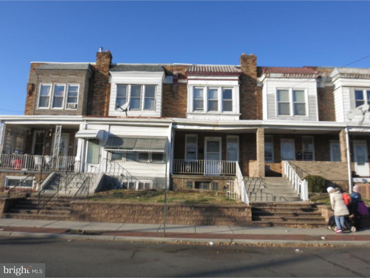Таунхаус для того Продажа на 1615 WOODLYNNE Avenue Woodlynne, Нью-Джерси 08107 Соединенные Штаты