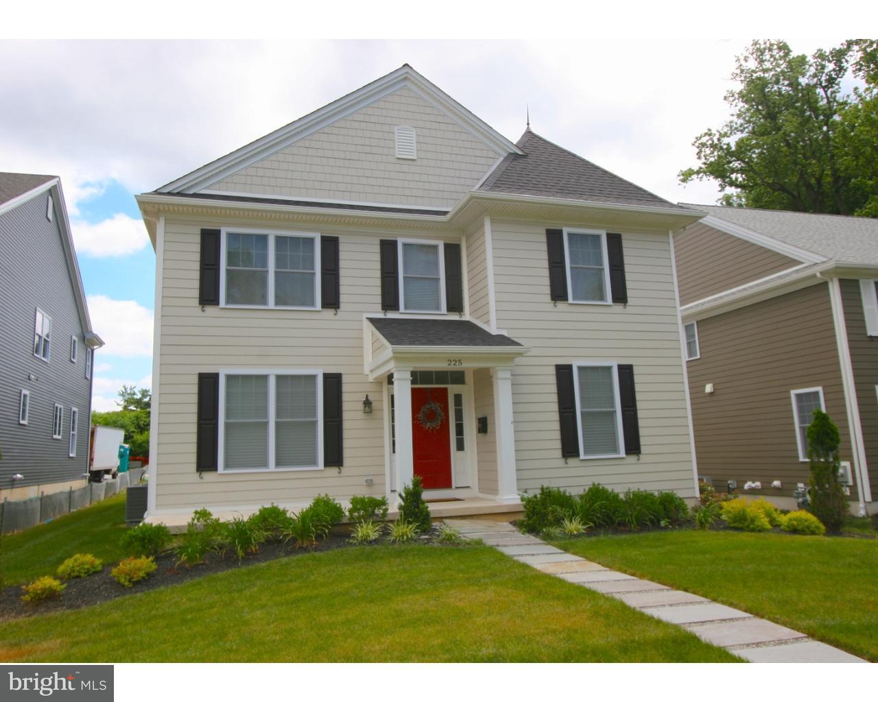 Single Family Home for Rent at 225 S WARREN Avenue Malvern, Pennsylvania 19355 United States