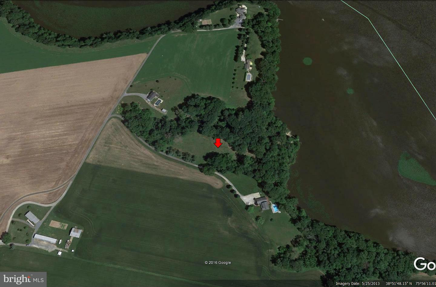 Land for Sale at 32777 Bluff Point Rd Cordova, Maryland 21625 United States