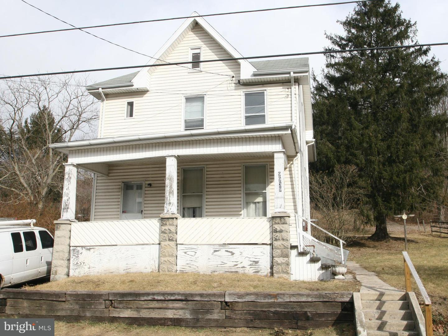 Single Family for Sale at 9939 Main St Mill Creek, Pennsylvania 17060 United States