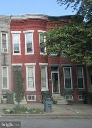 Single Family for Sale at 1807 N Mount St Baltimore, Maryland 21217 United States