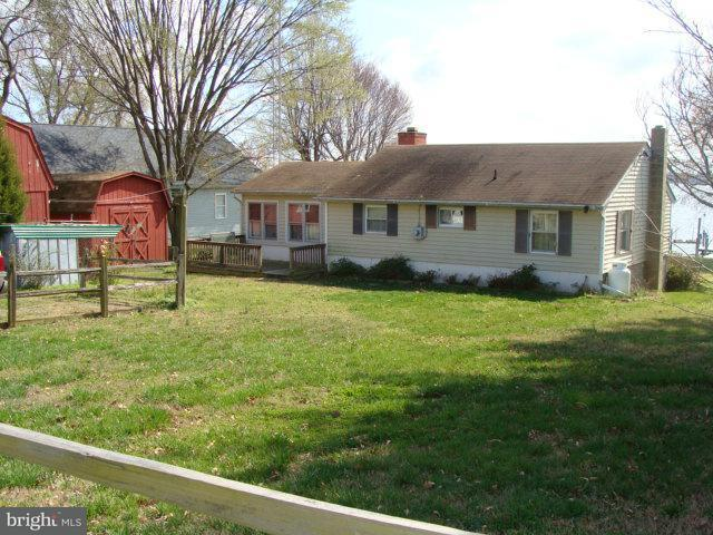 Single Family Home for Sale at 7777 Patuxent Drive 7777 Patuxent Drive St. Leonard, Maryland 20685 United States