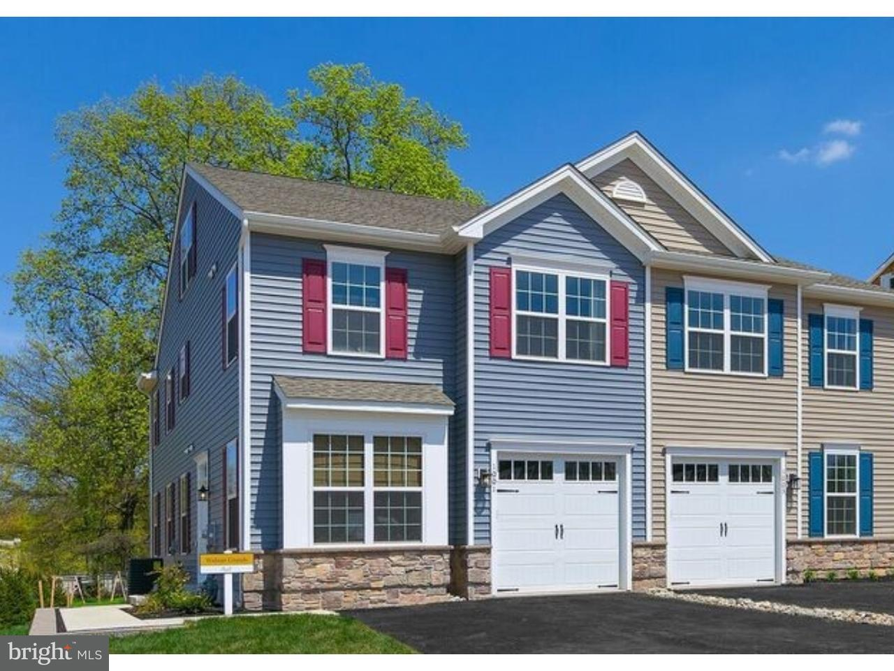Townhouse for Sale at 1019 CHAPMAN CIR #10 Hatfield, Pennsylvania 19440 United States