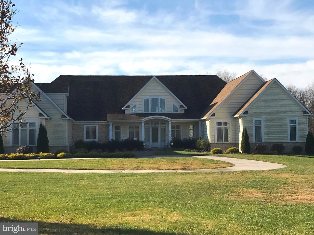 Maison unifamiliale pour l Vente à 410 WHIG Lane Glassboro, New Jersey 08028 États-Unis