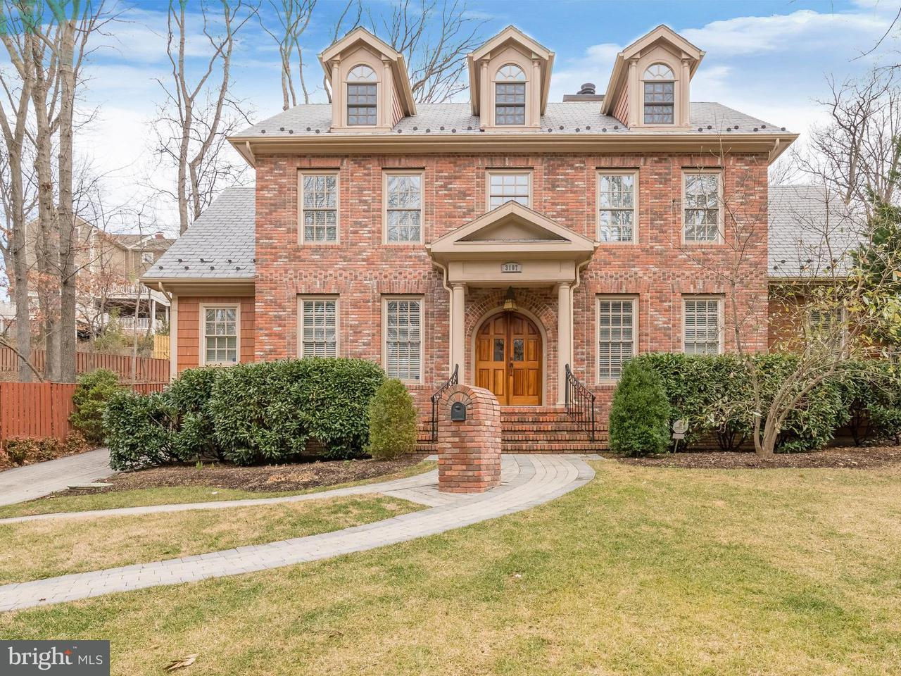 Single Family Home for Sale at 3107 Russell Road 3107 Russell Road Alexandria, Virginia 22305 United States