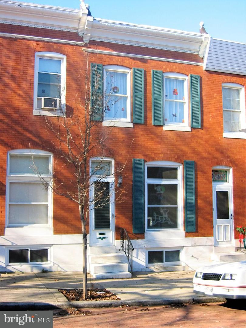 Other Residential for Rent at 114 Rochester Pl Baltimore, Maryland 21224 United States