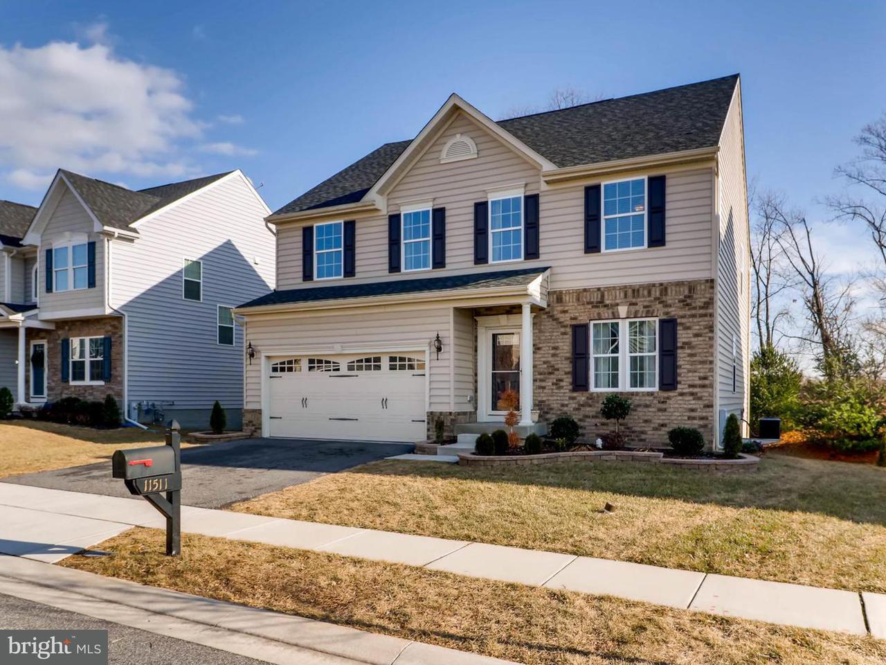 Частный односемейный дом для того Продажа на 11511 Ridgedale Drive 11511 Ridgedale Drive White Marsh, Мэриленд 21162 Соединенные Штаты