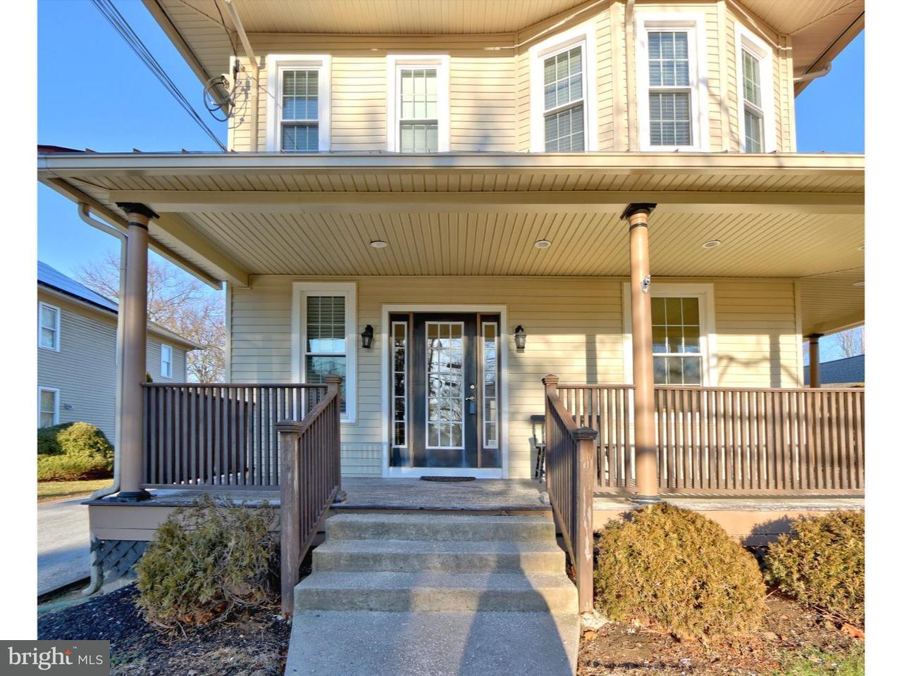 Casa Unifamiliar por un Alquiler en 209 WHITE HORSE PIKE Haddon Heights, Nueva Jersey 08035 Estados Unidos