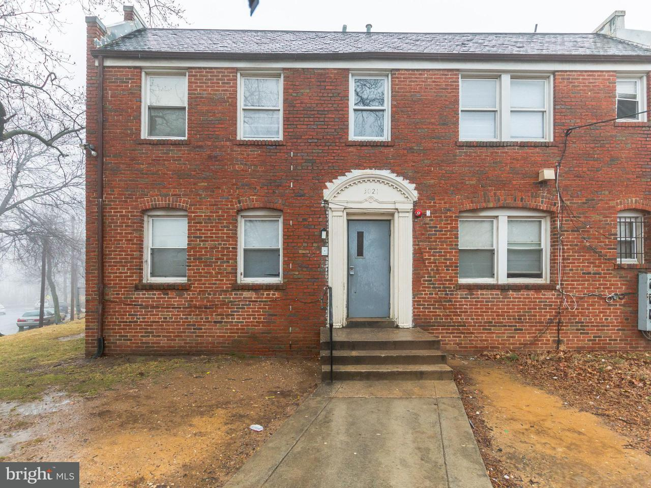 Other Residential for Sale at 3021 4th St SE Washington, District Of Columbia 20032 United States