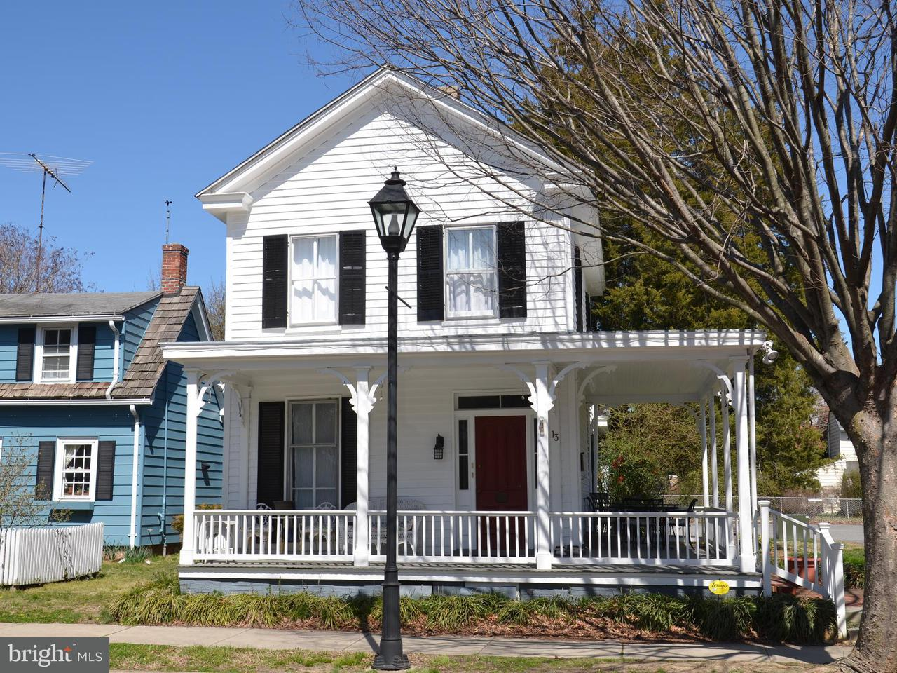 Single Family for Sale at 13 South St Easton, Maryland 21601 United States