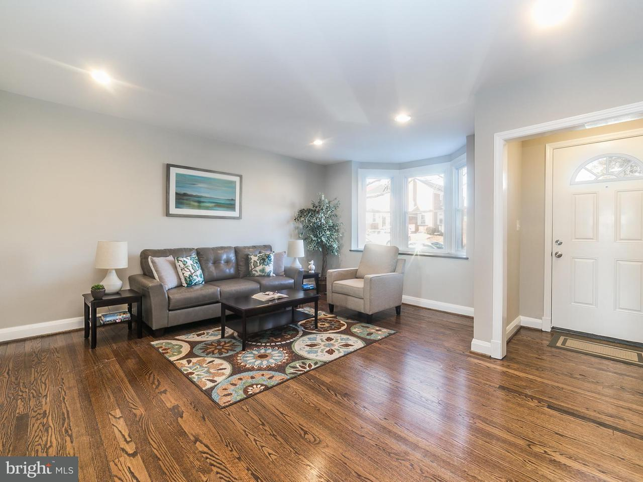 Single Family for Sale at 1541 Sheffield Rd Baltimore, Maryland 21218 United States