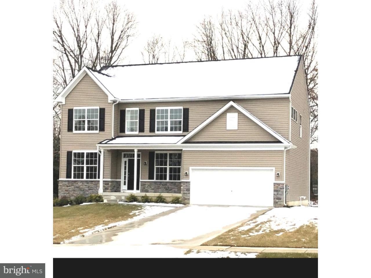Частный односемейный дом для того Продажа на 5 MIMOSA Court Gloucester, Нью-Джерси 08081 Соединенные Штаты