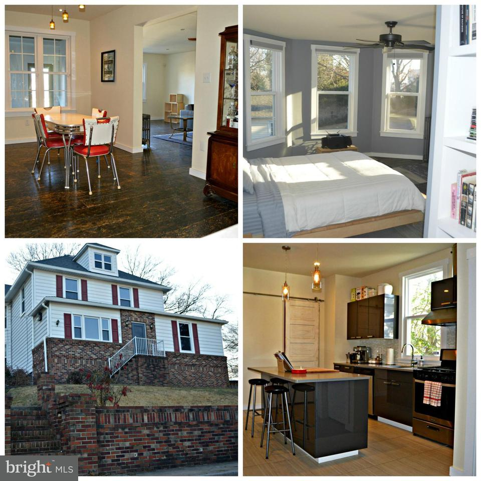 Single Family for Sale at 1918 Maudlin Ave Baltimore, Maryland 21230 United States