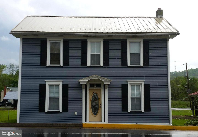Single Family for Sale at 224 Ridgley St Orbisonia, Pennsylvania 17243 United States