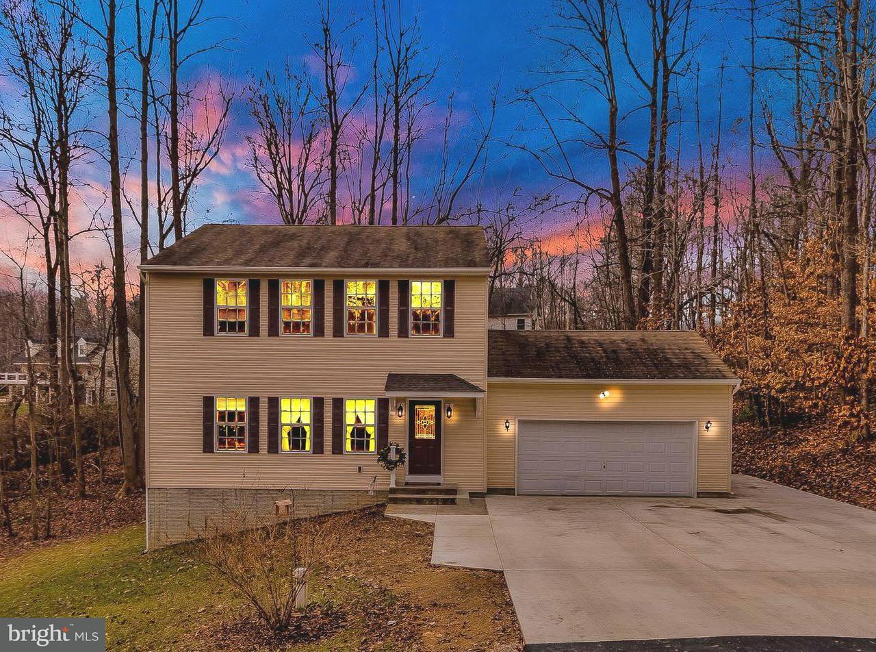 Single Family Home for Sale at 855 E. Mount Harmony Road 855 E. Mount Harmony Road Owings, Maryland 20736 United States