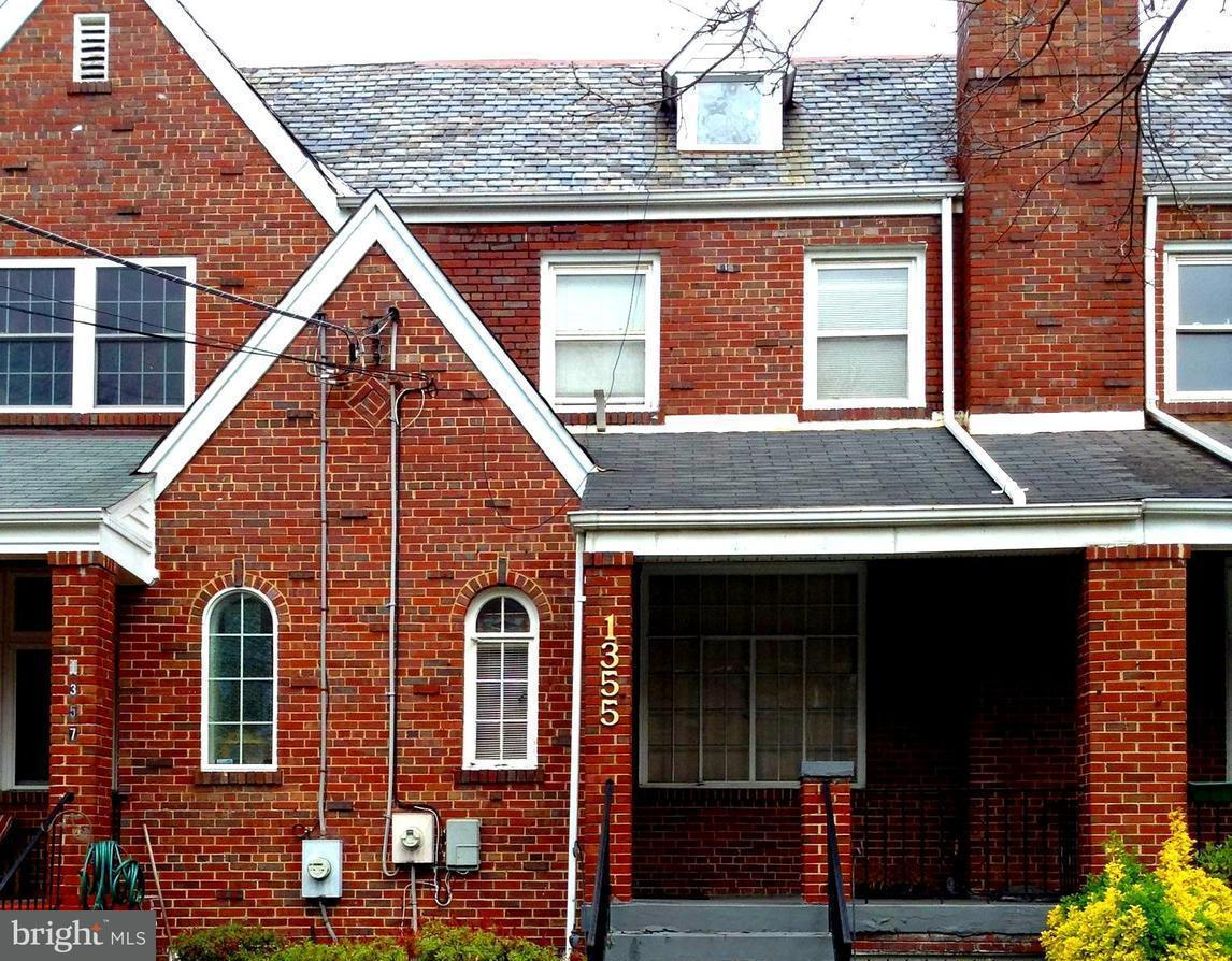 Single Family for Sale at 1355 Sheridan St NW Washington, District Of Columbia 20011 United States