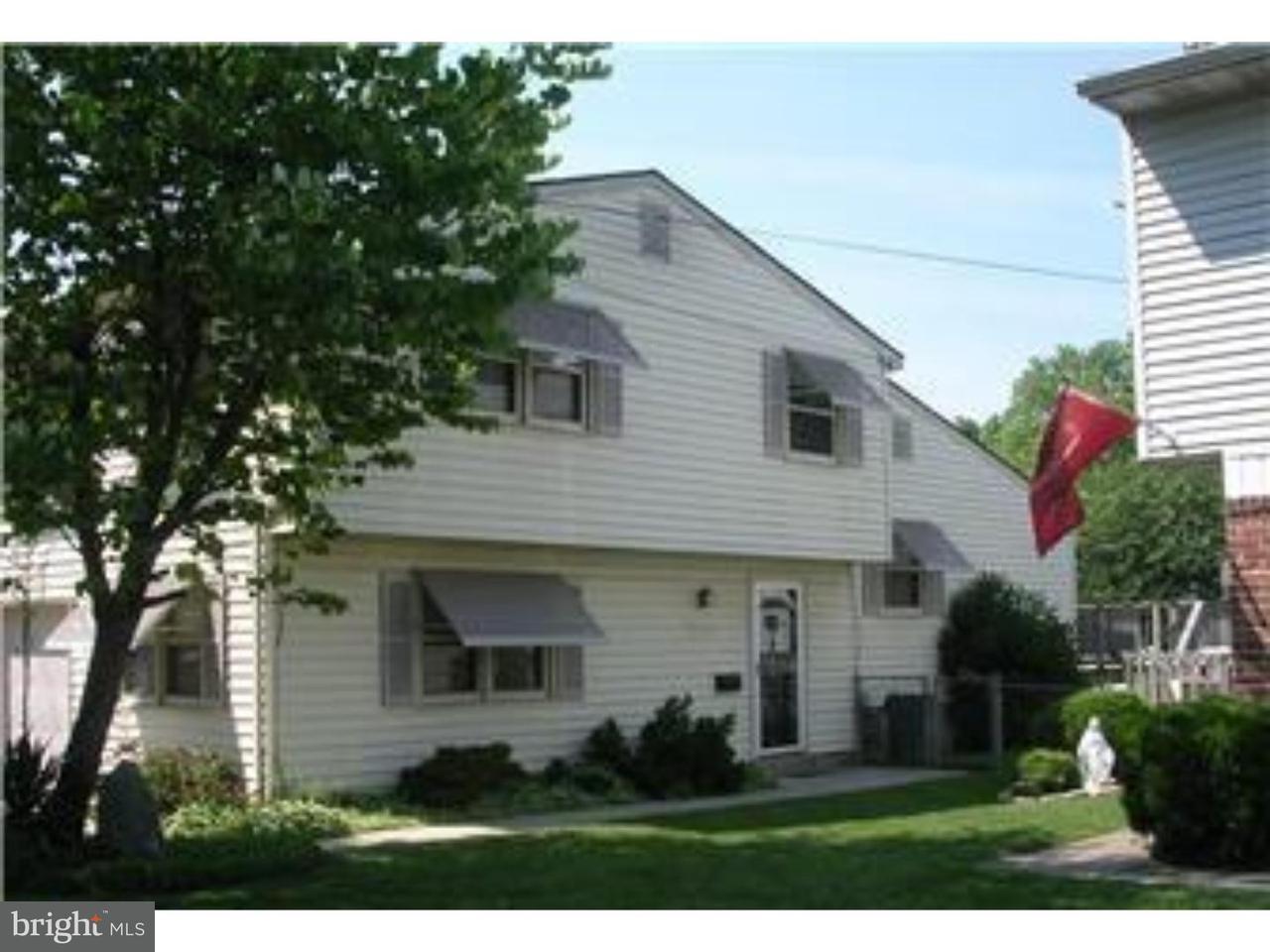 Casa unifamiliar adosada (Townhouse) por un Alquiler en 109 KENNEDY BLVD Bellmawr, Nueva Jersey 08031 Estados Unidos