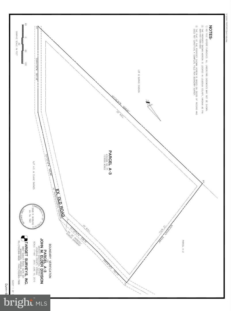 Land for Sale at 0 Blueridge Mountain Rd Paris, Virginia 20130 United States