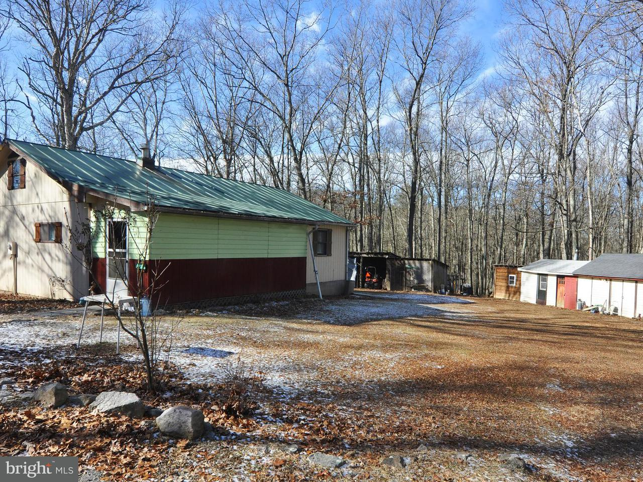 Single Family for Sale at 680 Lower Cove Run Rd Lost City, West Virginia 26810 United States