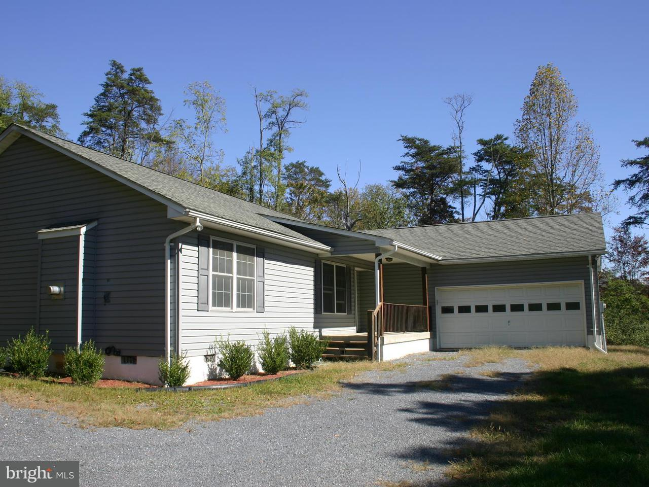 Single Family for Sale at 8 Settlers Ln. Capon Bridge, West Virginia 26711 United States