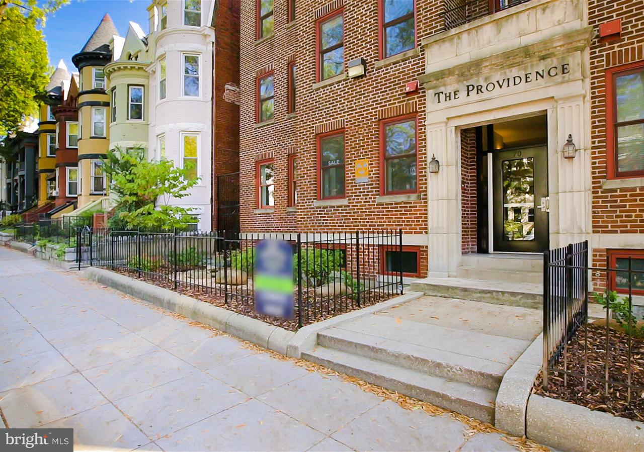 Condominium for Sale at 70 Rhode Island Ave Nw #201 70 Rhode Island Ave Nw #201 Washington, District Of Columbia 20001 United States