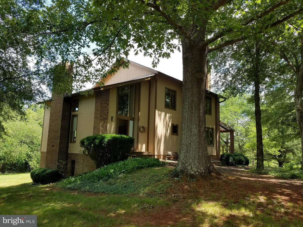 Farm for Sale at 17802 Ryland Chapel Rd Rixeyville, Virginia 22737 United States