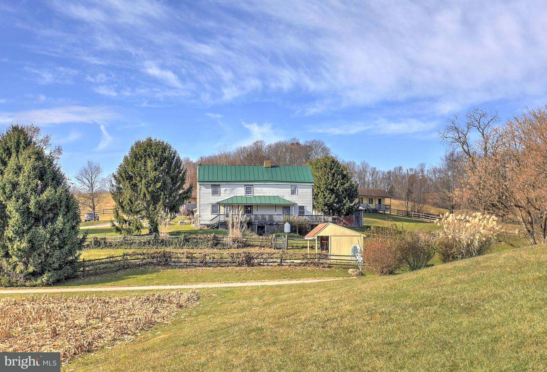 Farm for Sale at 863 Lotts Rd Steeles Tavern, Virginia 24476 United States
