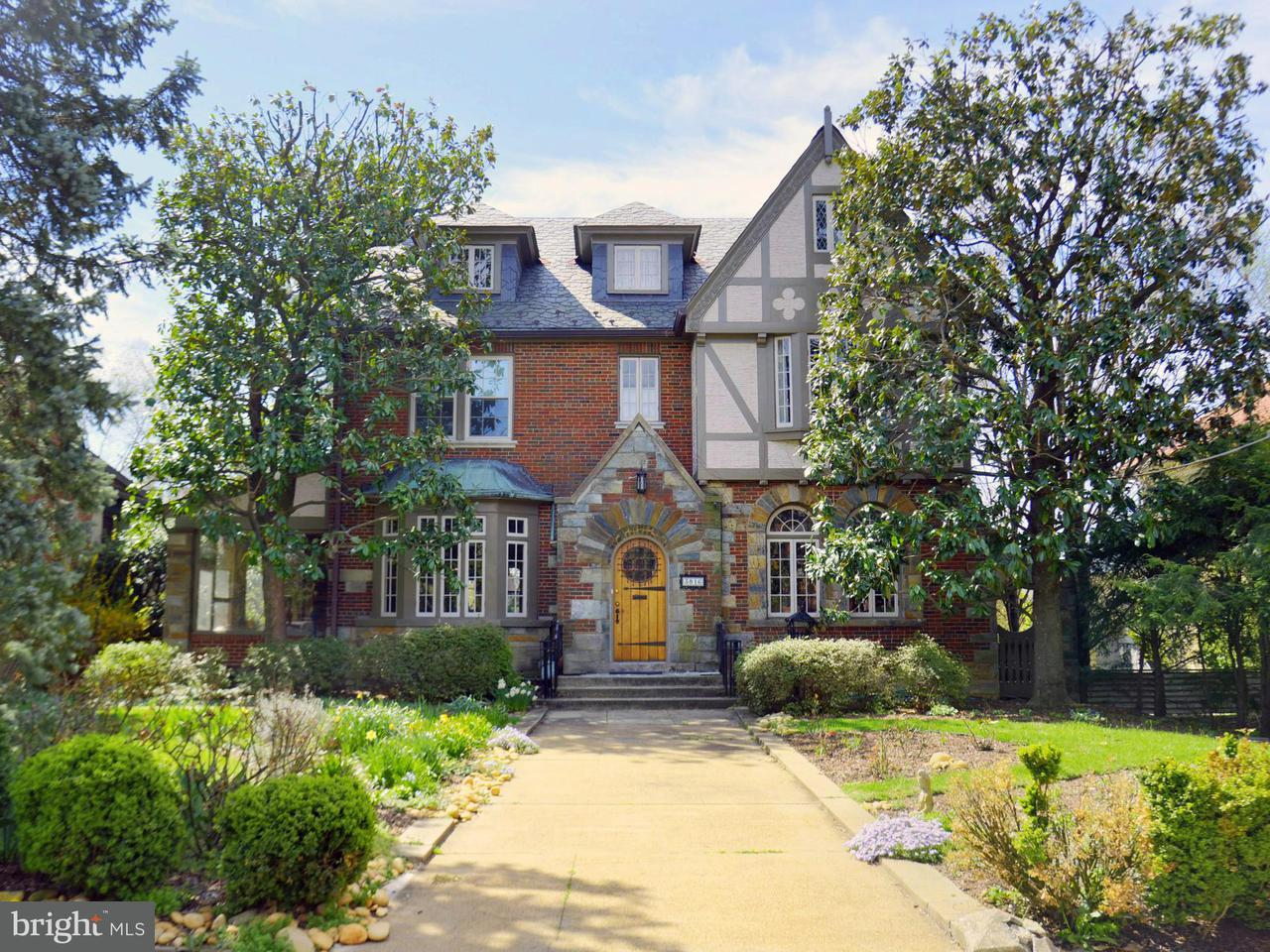 Single Family for Sale at 3816 Cathedral Ave NW Washington, District Of Columbia 20016 United States
