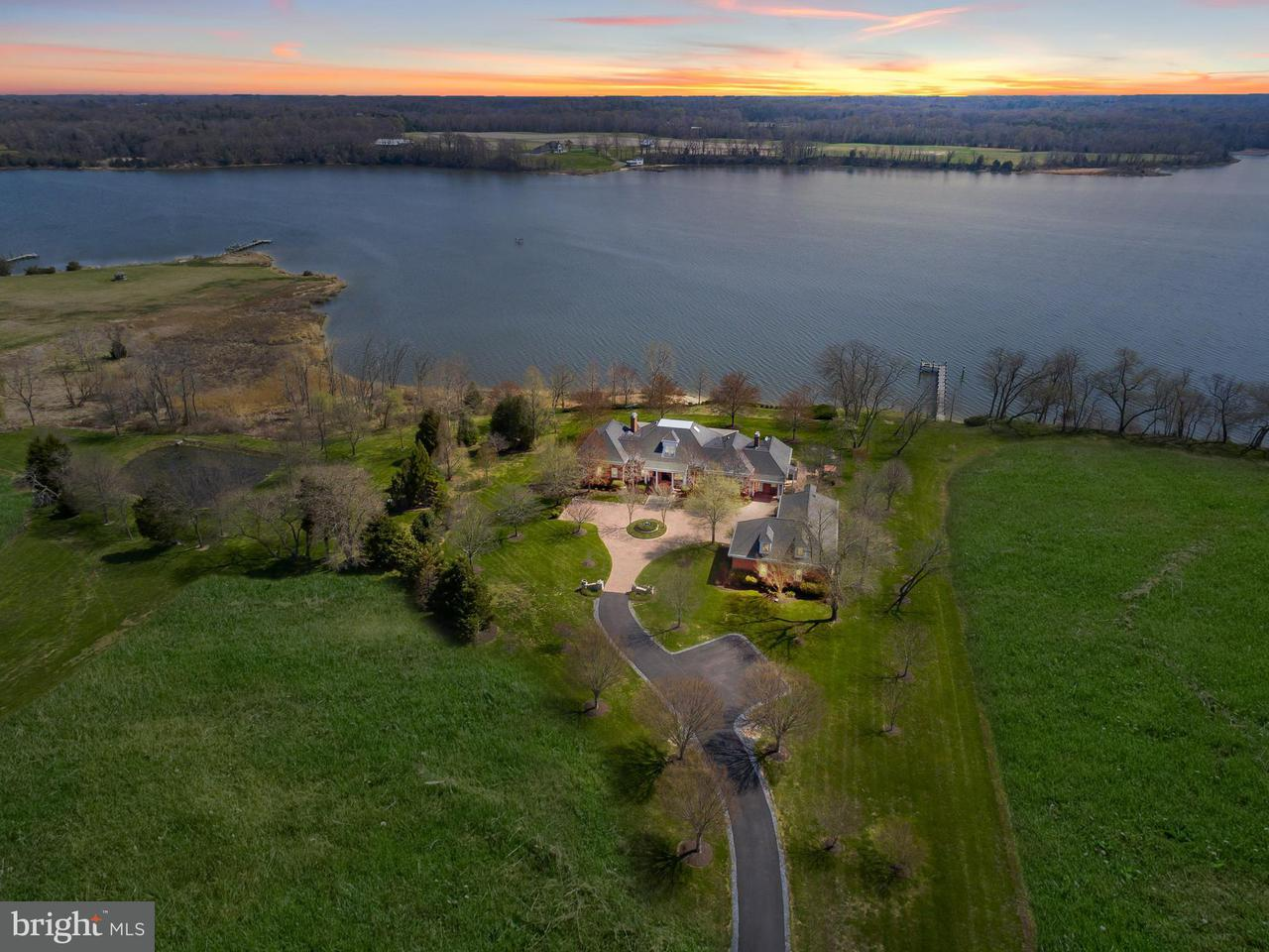 Single Family for Sale at 23098 Grampton Rd Clements, Maryland 20624 United States