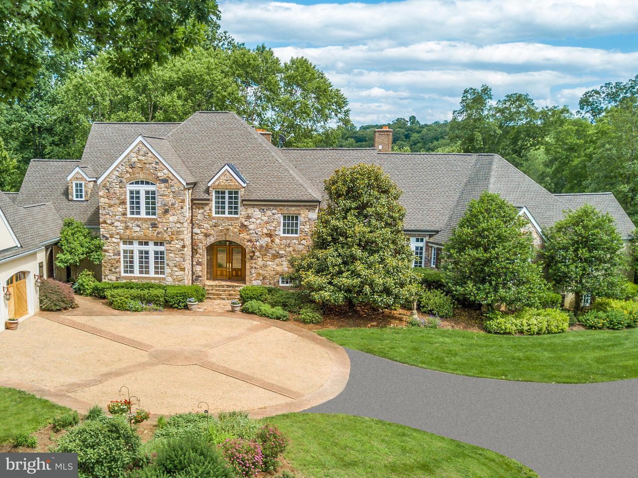 Vivienda unifamiliar por un Venta en 1679 N Poes Road 1679 N Poes Road Flint Hill, Virginia 22627 Estados Unidos